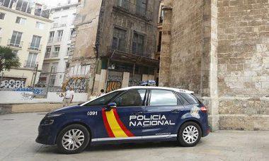 Detenido por amenazar a un empleado de un supermercado que le interceptó cuando iba a salir sin pagar varios productos en Salamanca