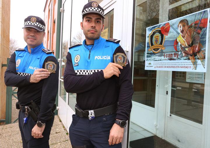 La Intervención Más Solidaria De La Policía Local De Palencia Hoy Castilla Y León Noticias De Castilla Y León